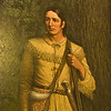Davy Crockett, King of the Wild Frontier.