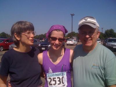 2009 Annapolis Half Marathon - Team in Training