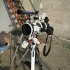 dacha telescopes - Nikon D90 prime astrophotography setup