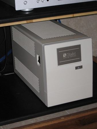 The Audiofred Citadel Power Conditioner