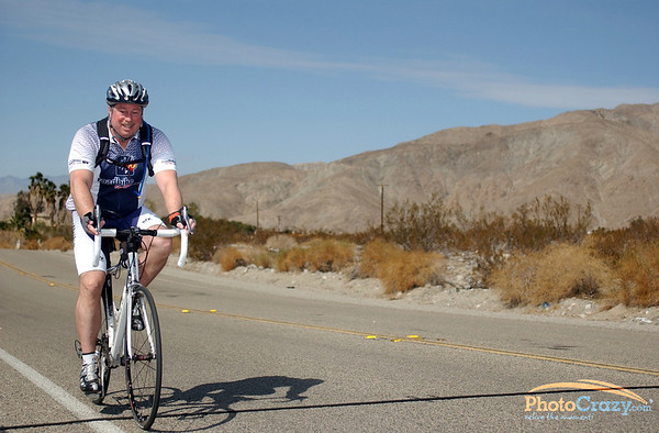 Tour de Palm Springs 55 Mile Cycle Event February 11, 2012
