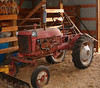 1947 Farmall Cub for sale on ebay. One of the early ones.