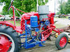 Farmall Cub with planter similar, but not identical, to the one Joe is restoring. This tractor and planter owned by Brandon Webb of London, KY. Uploaded from farmallcub.com website.