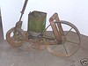 300A Planet Jr.  could be mounted on Farmall Cub by welding bolt on top of pipe. For sale on eBay.