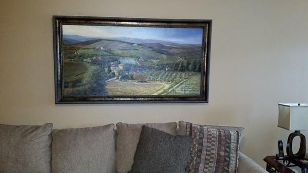 Tuscany Paintings
