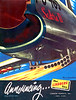 MODEL KIT CATALOG 1957  <br /> LINDBERG PRODUCTS, INC.<br /> 16 PG. FULL COLOR.  NEAR MINT.