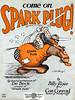 'COME ON SPARK PLUG!' [Re: 'Barney Google'], 1923.