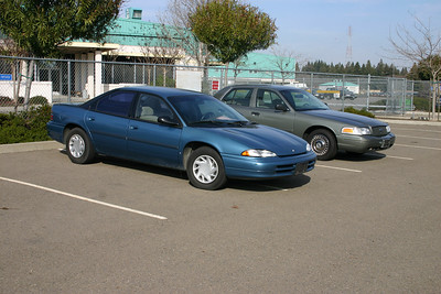 CHP Used Vehicles January 2005