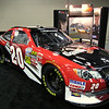 Joey Logano's #20 Gamestop Nationwide Series Toyota