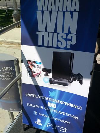 GameStop EXPO 2012