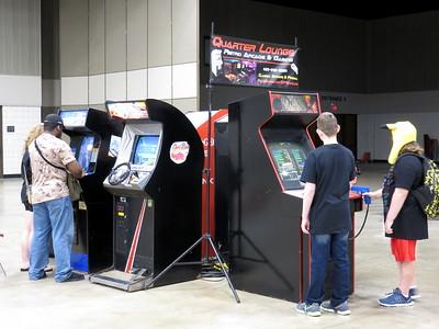 Arcade Cabinet Setup