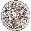 Small dragon design (~7 inches in diameter)