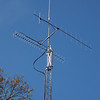 "Cushcraft 13B2 wideband 2m ""Boomer"", 70cm Multibeam MBM88 from England and Dimond 440 repeater antenna.  <br /> <a href=""http://www.amsat.org/amsat/archive/amsat-bb/200208/msg00755.html"">http://www.amsat.org/amsat/archive/amsat-bb/200208/msg00755.html</a><br /> Rotor is a CD44 rebuilt 5/2012 by Norms rotor service <a href=""http://www.normsrotorservice.com/"">http://www.normsrotorservice.com/</a>"