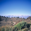 White Mtn Road View of Sierras-1