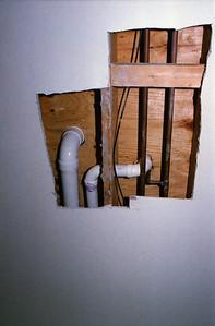 Bathroom Leak Living Room Ceiling