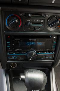 Replacing 2001 Subaru Stereo