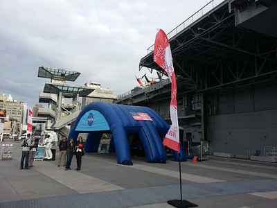 USS Intrepid & Pier 86