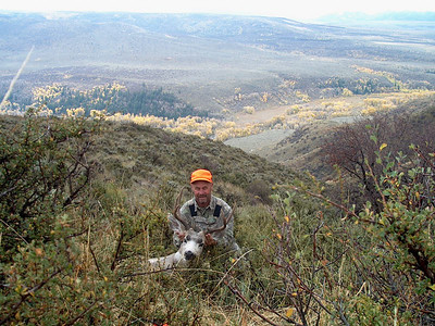 Wyoming Hunting 2008