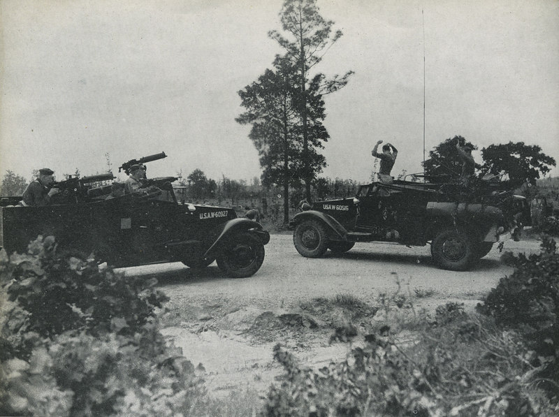 THIRD ARMY MANUEVERS<br /> <br /> SABIN AREA LOUISIANA -TEXAS<br /> <br /> MAY 1940<br /> <br /> SCANNED FROM MAGAZINE<br /> <br /> (CRAIG JOHNSON COLLECTION)