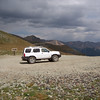 Cinnamon Pass, Silverton CO. On our way down to Lake City.