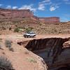 White Rim Trail, Island in the sky Moab Utah.