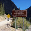 Road to Engineer Pass from Silverton CO.
