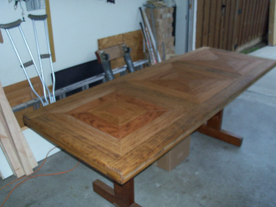 Yard Table 2010