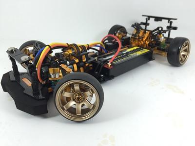 Eagle Racing TT02-FRD