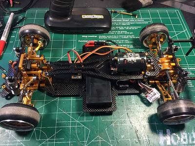 Eagle TT02-RWD