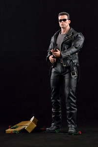1:6 Action Figure - T800 (Terminator 2)