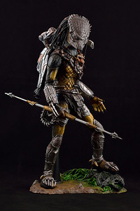 1:6 Action Figure - Wolf Predator (Alien vs Predator)