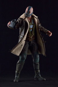 1:6 Action Figure - Bane (Batman - The Dark Knight Rises)