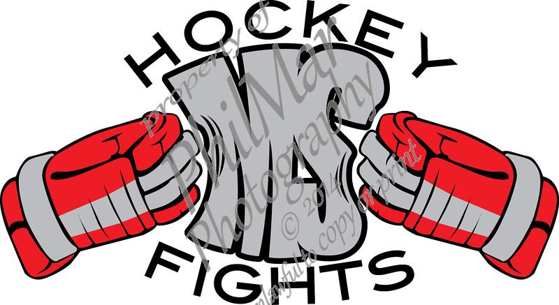 Hockey Fights MS