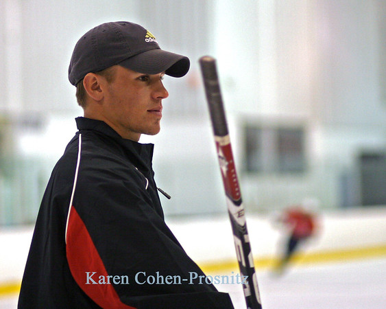 Zach Parise Camp 2008