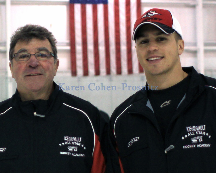 Zach Parise Camp 2009