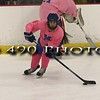 Pink Night - MHS vs  Carmel 1-6-17 19