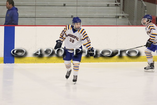 Hockey - MHS vs. Suffern -1/11/17
