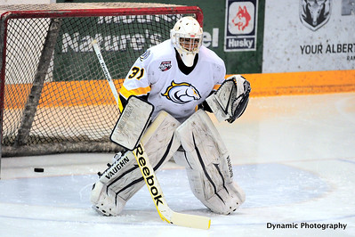 Calgary Mustangs vs Olds Grizzlys Feb 25 2012