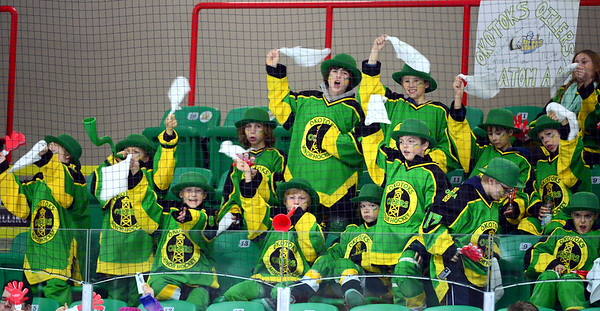 Brooks Bandits @ Okotoks Oilers Jan 17 2015