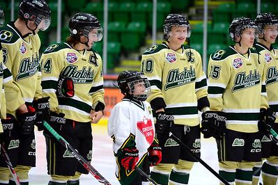 Calgary Canucks @ Okotoks Oilers Dec 13 2014