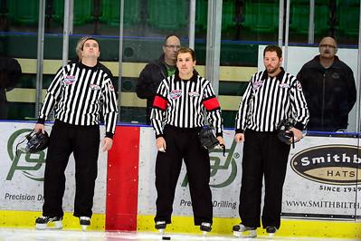 Canmore Eagles @ Okotoks Oilers Nov 21 2014