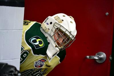 Okotoks Oilers vs Brooks Bandits Mar 18 2015