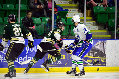 Okotoks Oilers vs Calgary Canucks Feb 28 2015