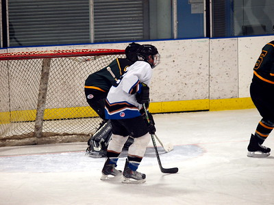 Foothills Bisons vs Okotoks Oilers Midget AA Nov 15 2009