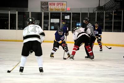 Richmond Hill vs Toronto Over 50 April 30 2010