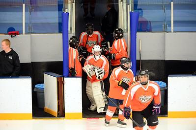 Foothills Flyers @ Taber Oil Kings Midget 2 Dec 20 2014