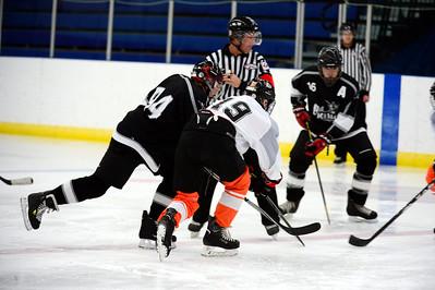 Taber Oil Kings @ Foothills Flyers Midget 2 Nov 23 2014