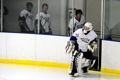 High River Flyers vs Okotoks Bisons Feb 11 2011