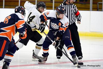 High River Flyers vs Banff Academy Bears Oct 6 2012