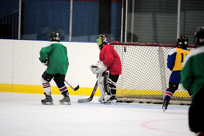 High River Hockey School Aug 20 2010